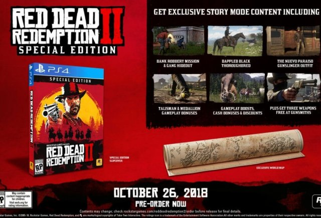 Обзор Red Dead Redemption 2 Special Edition