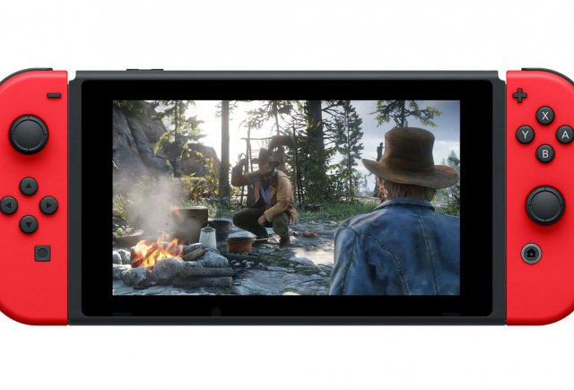 Слухи: Red Dead Redemtion выйдет и на Nintendo Switch