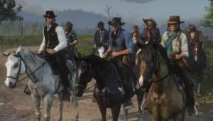 Red Dead Redemption 2 скриншот 109