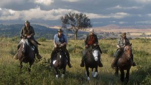 Red Dead Redemption 2 скриншот 11