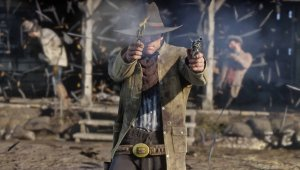 Red Dead Redemption 2 скриншот 133