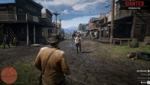 Red Dead Redemption 2 скриншот 14