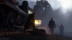 Red Dead Redemption 2 скриншот 161