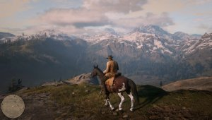 Red Dead Redemption 2 скриншот 82