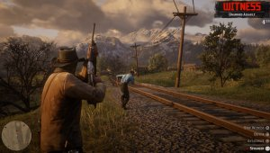 Red Dead Redemption 2 скриншот 53