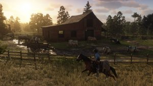 Red Dead Redemption 2 скриншот 103