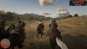 Red Dead Redemption 2 скриншот 5