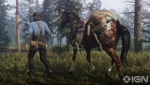 Red Dead Redemption 2 скриншот 97