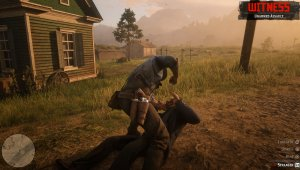 Red Dead Redemption 2 скриншот 37