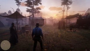 Red Dead Redemption 2 скриншот 27