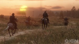 Red Dead Redemption 2 скриншот 106