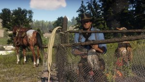 Red Dead Redemption 2 скриншот 94