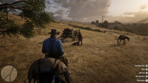 Red Dead Redemption 2 скриншот 74