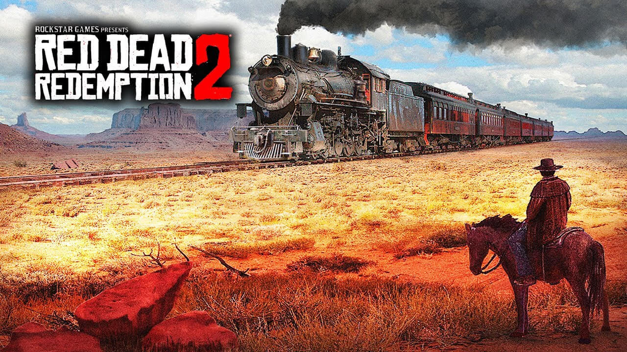 Арт Red Dead Redemption 2 / Картинка 7